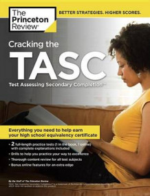 Cracking the TASC (Test Assessing Secondary Completion): 2016 Edition av Princeton Review (Heftet)
