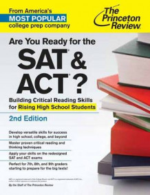 Are You Ready for the SAT and ACT? av Princeton Review (Heftet)