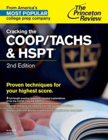 Cracking the COOP/TACHS and HSPT av Princeton Review (Heftet)