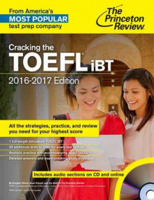 Cracking the TOEFL LBT: 2016-2017 Edition av Princeton Review (Blandet mediaprodukt)
