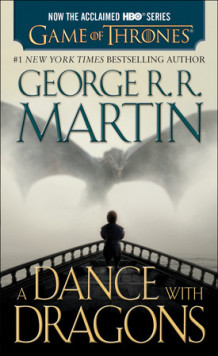 A Dance with Dragons (HBO Tie-In Edition): A Song of Ice and Fire: Book Five av George R R Martin (Heftet)