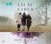 Lilac Girls av Martha Hall Kelly (Lydbok-CD)