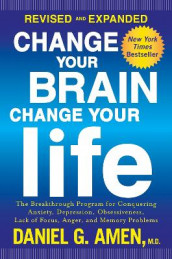 Change Your Brain, Change Your Life av Dr Daniel G Amen (Heftet)