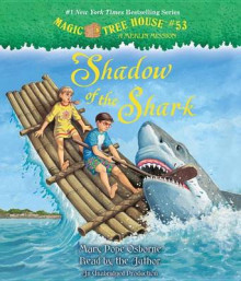 Shadow of the Shark av Mary Pope Osborne (Lydbok-CD)