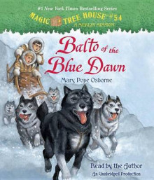Balto of the Blue Dawn av Mary Pope Osborne (Lydbok-CD)