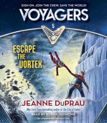 Escape the Vortex av Jeanne DuPrau (Lydbok-CD)