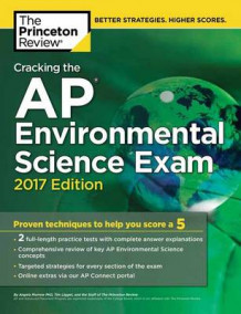 Cracking the AP Environmental Science Exam: 2017 Edition av Princeton Review (Heftet)