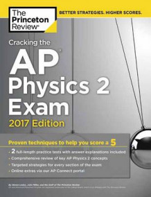 Cracking the AP Physics 2 Exam: 2017 Edition av Princeton Review (Heftet)