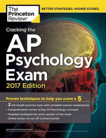 Cracking the AP Psychology Exam: 2017 Edition av Princeton Review (Heftet)