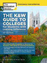 Omslag - K and W Guide to Colleges for Students with Learning Differences