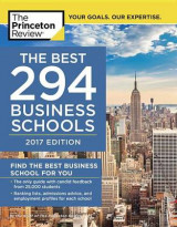 Omslag - Best 295 Business Schools