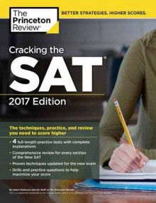 Cracking the SAT with 4 Practice Tests av Princeton Review (Heftet)