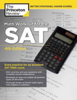 Omslag - Math Workout for the SAT