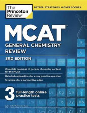 MCAT General Chemistry Review, 3rd Edition av The Princeton Review (Heftet)