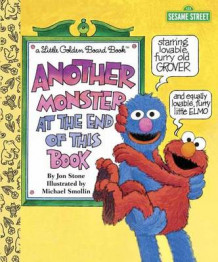 Another Monster at the End of This Book: Sesame Street av Jon Stone og Michael J. Smollin (Pappbok)