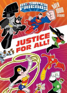 Justice for All! (DC Super Friends) av Frank Berrios (Heftet)