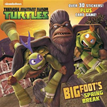 Bigfoot's Spring Break (Teenage Mutant Ninja Turtles) av Random House (Heftet)