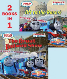 The Great Railway Show/Off to the Races (Thomas & Friends) av REV W Awdry (Heftet)