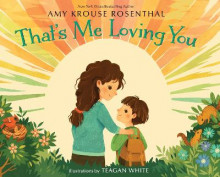 That's Me Loving You av Amy Krouse Rosenthal (Innbundet)