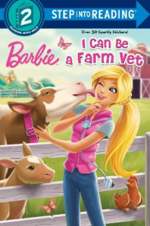 I Can Be a Farm Vet (Barbie) av Apple Jordan (Heftet)