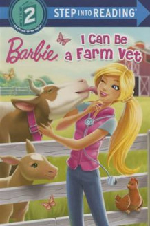 I Can Be a Farm Vet (Barbie) av Apple Jordan (Innbundet)