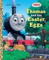Thomas and the Easter Eggs (Thomas & Friends) av Golden Books (Innbundet)