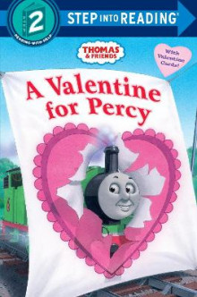 A Valentine for Percy (Thomas & Friends) av Random House, Richard Courtney og Reverend Wilbert Vere Awdry (Heftet)