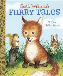Garth Williams's Furry Tales av Various (Innbundet)