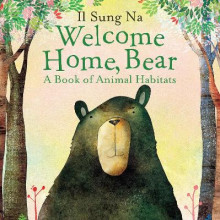 Welcome Home, Bear av Il Sung Na (Pappbok)