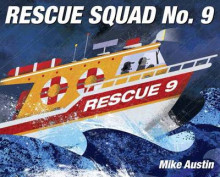 Rescue Squad No. 9 av Mike Austin (Innbundet)
