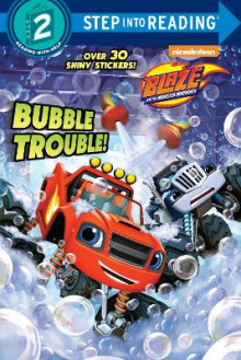 Bubble Trouble! (Blaze and the Monster Machines) av Mary Tillworth (Heftet)