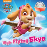 Omslag - High-Flying Skye