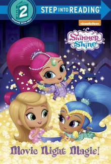 Movie Night Magic! (Shimmer and Shine) av Mary Tillworth (Innbundet)