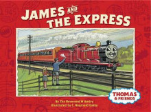 James and the Express (Thomas & Friends) av REV W Awdry (Pappbok)