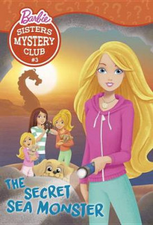 Sisters Mystery Club #3: The Secret Sea Monster (Barbie) av Tennant Redbank (Innbundet)