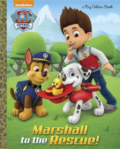 Marshall to the Rescue! (Paw Patrol) av Golden Books (Innbundet)