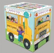 Junie B. Jones Books in a Bus (Books 1-28) av Barbara Park (Heftet)