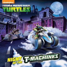 Night of the T-Machines av Matthew Gilbert og Pat Spaziante (Heftet)