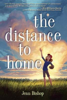 The Distance To Home av Jenn Bishop (Innbundet)
