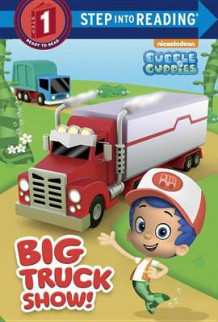 Big Truck Show! (Bubble Guppies) av Random House (Innbundet)