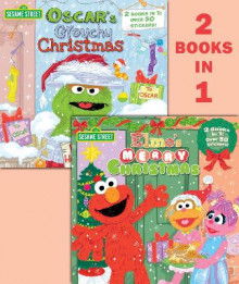 Elmo's Merry Christmas/Oscar's Grouchy Christmas (Sesame Street) av Christy Webster (Heftet)
