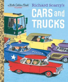 Richard Scarry's Cars and Trucks av Richard Scarry og Richard Scarry (Innbundet)