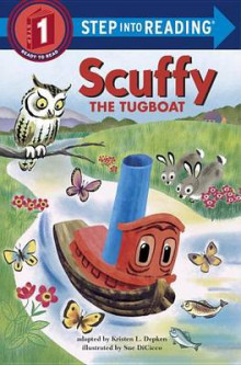 Scuffy the Tugboat av Kristen L Depken (Innbundet)