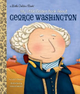 Omslag - My Little Golden Book About George Washington