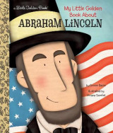 Omslag - My Little Golden Book About Abraham Lincoln