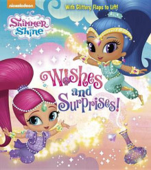 Wishes and Surprises! (Shimmer and Shine) av Random House (Pappbok)
