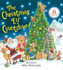 The Christmas Elf Countdown! av Random House (Pappbok)