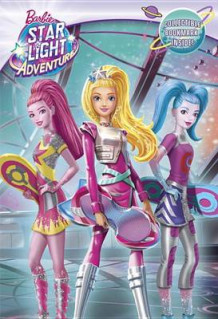 Barbie Star Light Adventure (Barbie Star Light Adventure) av Random House (Heftet)