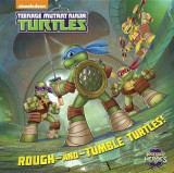 Omslag - Rough-And-Tumble Turtles!