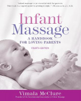 Omslag - Infant Massage (Fourth Edition)
